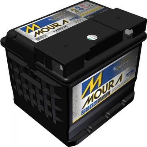 Imagem de Bateria Estacionaria Moura Nobreak 12v 36ah/39,5ah - 12mn36