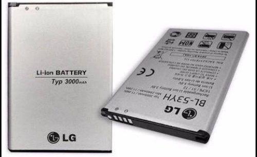 Imagem de Bateria Lg Bl-53yh  bl 53yh / G3 D855 D850  D690 / 100 Original