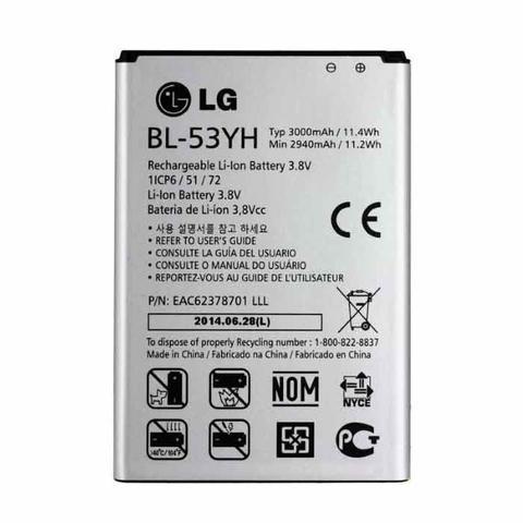 Imagem de Bateria LG D690 G3 Stylus BL-53YH Original
