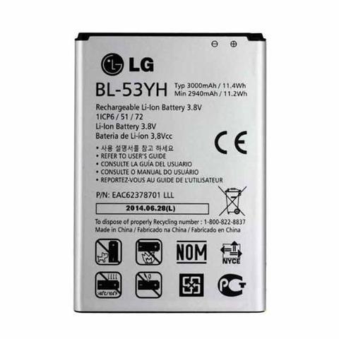 Imagem de Bateria LG D855P G3 Original