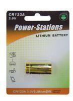 Imagem de Bateria Lithium CR123A 3V para Camera Unitario