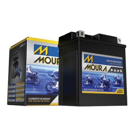 Imagem de Bateria Moto  Moura Suzuki Yes125/intruder 125 MV8 E
