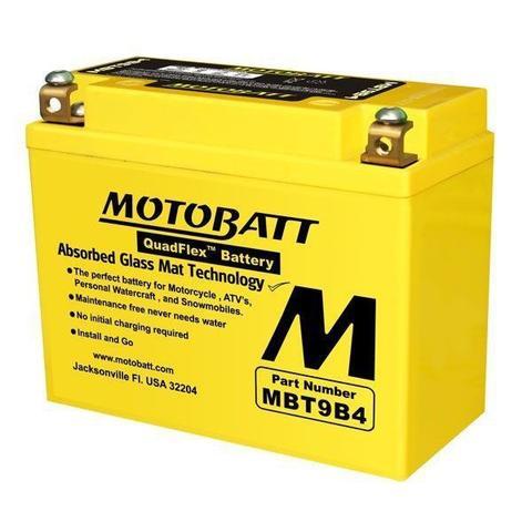 Imagem de Bateria Motobatt Mbt9b4 Yamaha Mt 03 660cc/ Xt 660 Z Tenere