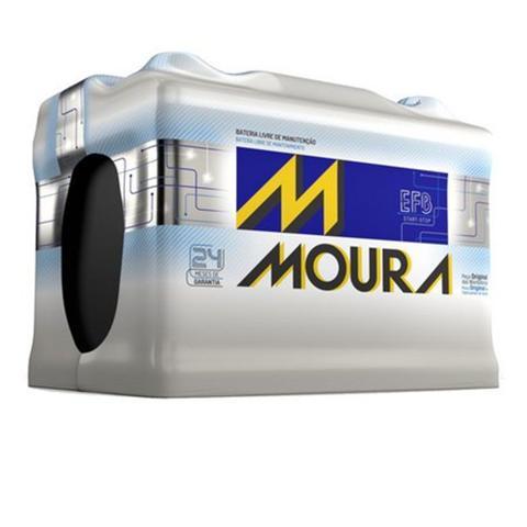 Imagem de Bateria Moura EFB 72Ah  MF72LD  Para Carros c/ Sistema Start-Stop ( Stop-Go ) - 12V