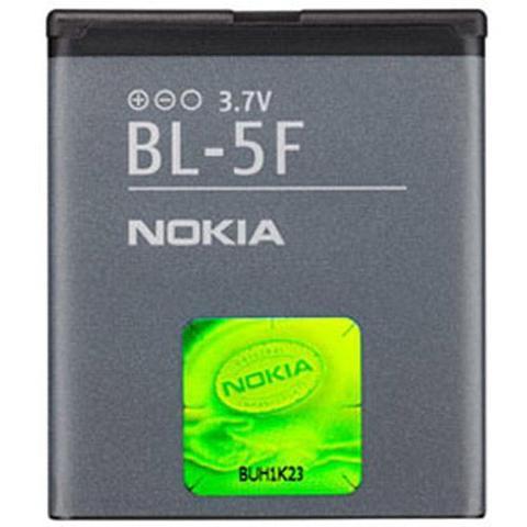 Imagem de Bateria Nokia N95, Nokia 6210n, Nokia E65, Nokia N93, Nokia N96, Nokia X5-01  Original  BL-5F, BL5F