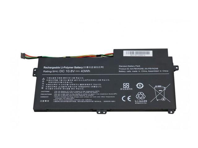 Imagem de Bateria P/ Ultrabook Notebook Samsung Aa-pbvn2ab Aa-pbvn3ab