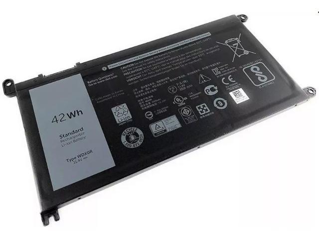 Imagem de Bateria Para Dell Inspiron 15 5567 Inspiron 5567 Wdx0r Wdxor