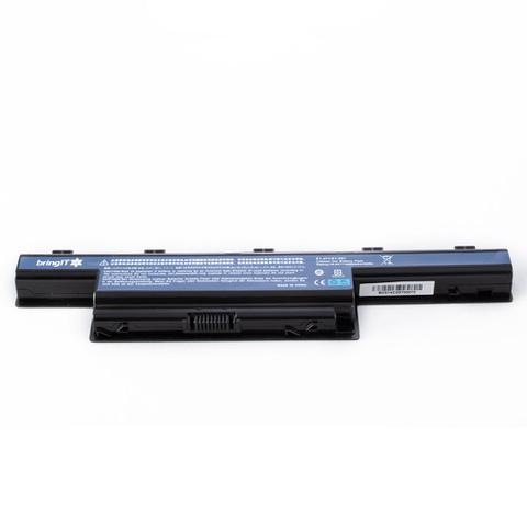 Imagem de Bateria para Notebook Acer Part Number AS10D51  Preto 4400 mAh