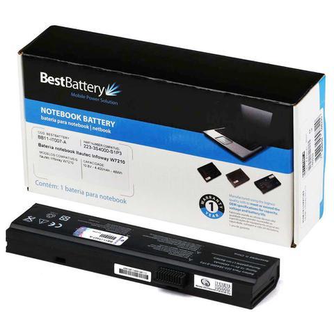 Imagem de Bateria para Notebook Itautec 23-UF4A00-0A
