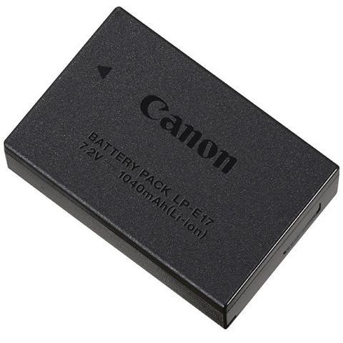 Imagem de Bateria recarregável Canon LP-E17