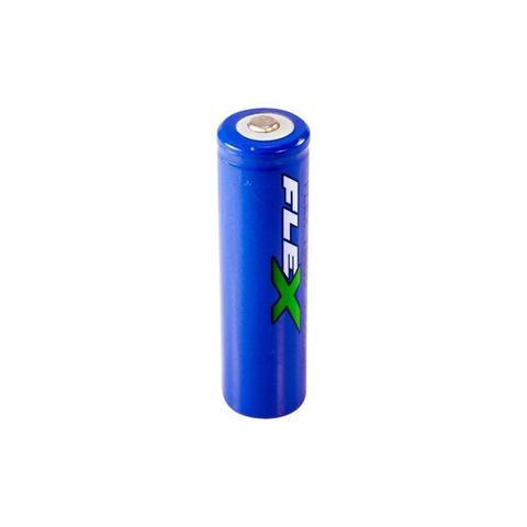 Imagem de Bateria Recarregável Lanterna Tática 3.7V 3800MAH FX-18650 - FLEX