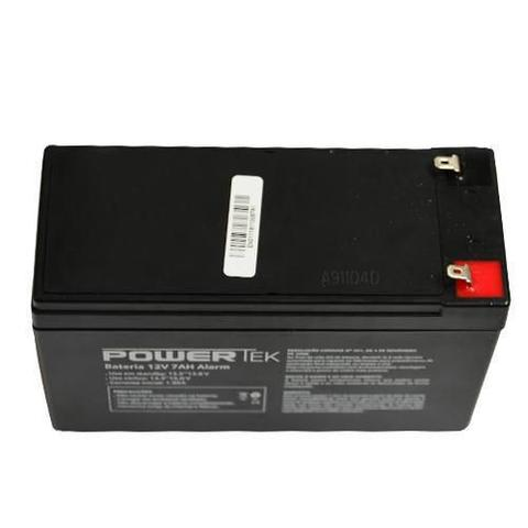 Imagem de Bateria Selada 12v 7ah P/Alarme - EN011 Powertek