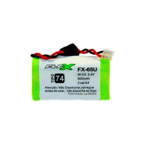 Imagem de Bateria Telefone Sem Fio 2.4V 600mAh Flex 65U