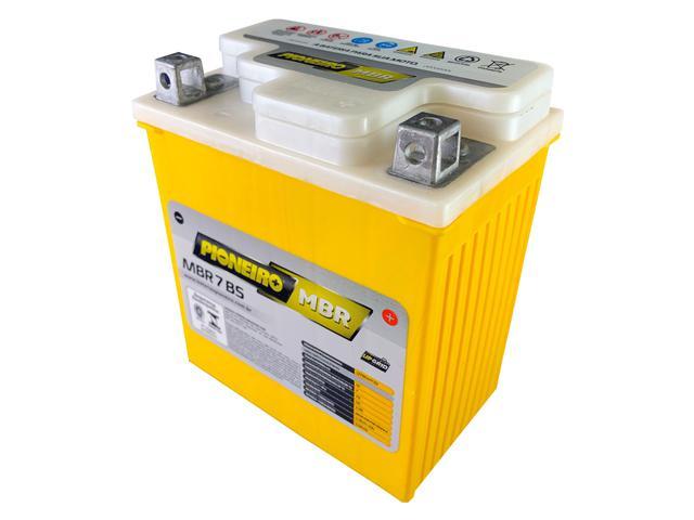Imagem de Bateria Ytx7l-bs Dafra Speed 150 2008 Pioneiro Mbr7bs