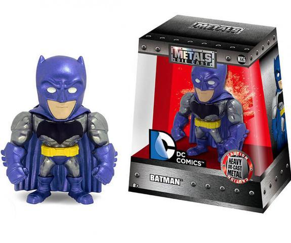 Imagem de Batman 10cm metals Die Cast Liga da Justiça DC M226