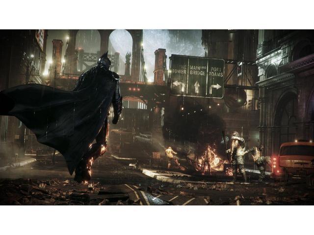 Imagem de Batman Arkham Knight para PS4