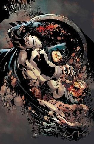 Imagem de Batman Cavaleiro das Trevas III - Nº01