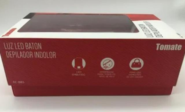 Imagem de Baton Depilador Batom Indolor Facial Instantâneo Removedor