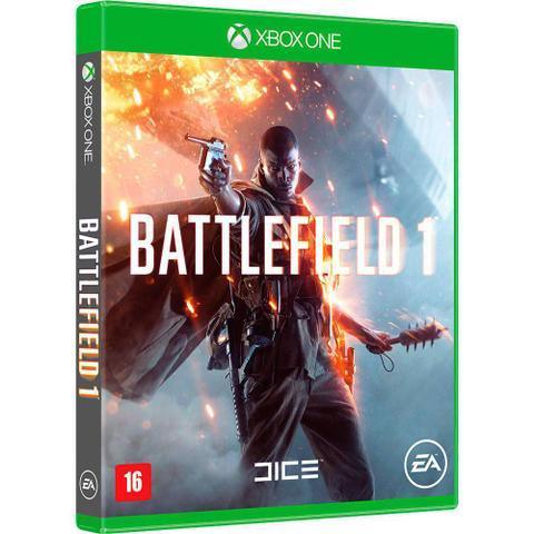 Jogo Battlefield 1 - Xbox One - Ea Games