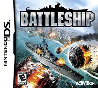 Jogo Battleship - Nds - Activision