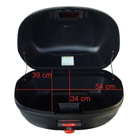 Imagem de Baú Bauleto Givi E450n Monolock  45 Litros 2 Capacetes