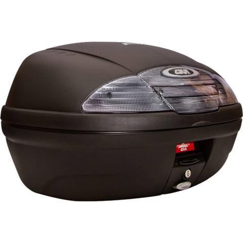 Imagem de Baú Bauleto Givi E450nt Fumê  45 Litros 2 capacetes