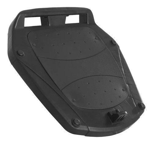 Imagem de Bau Para Moto Caixa Bauleto 45 Litros Pro Tork Capacidade Para 2 Capacetes