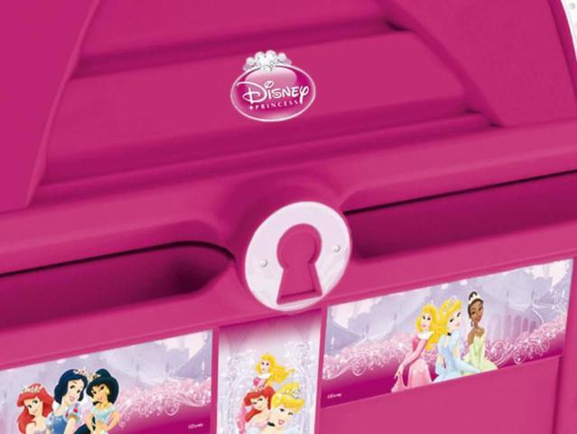 Imagem de Baú Princesa Disney