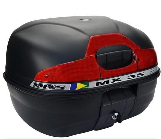 Imagem de Bauleto Bau Mixs 35 Litros Universal Moto