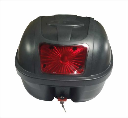 Imagem de Bauleto para moto baú 35 litros redsnake
