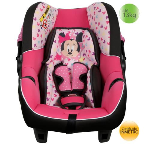 Imagem de Bebê Conforto - Grupo 0+ (13kgs) - Disney Beone Minnie Mouse f43641de0d0