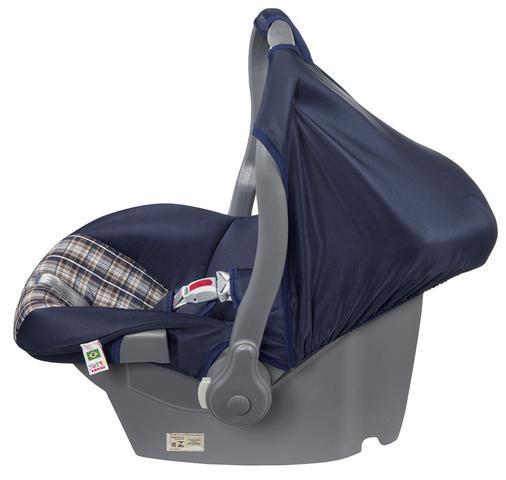 Imagem de Bebê Conforto Nino Azul Marinho New - Tutti Baby