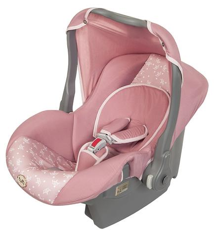 Imagem de Bebê Conforto Nino Rosa Coroa - Tutti Baby
