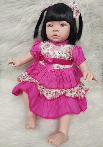 Imagem de Bebe Reborn Boneca Barata Original Preço de Fábrica