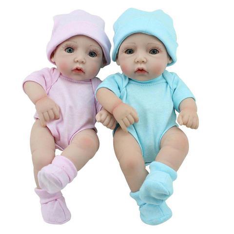 Imagem de Bebe Reborn Laura Baby Gemeos