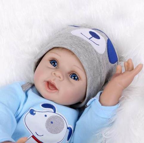 Imagem de Bebê Reborn Menino Realista Edição Limitada - Pronta Entrega