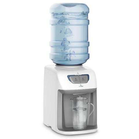 Imagem de Bebedouro de Água Branco com Compressor (BC21B)