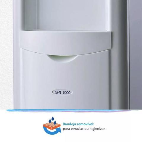 Imagem de Bebedouro de Coluna IBBL GFN 2000 Compressor Branco 110V