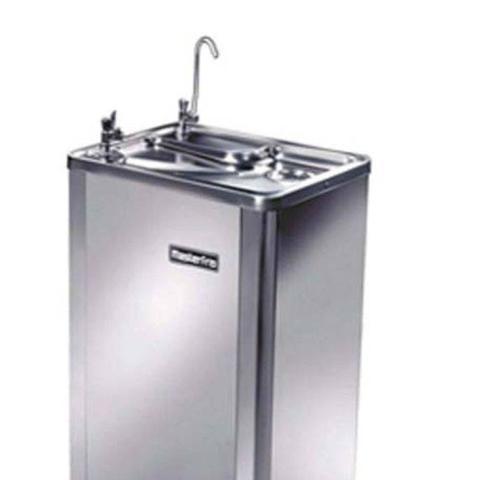 Imagem de Bebedouro purificador de coluna 110 watts inox- MF40 - Masterfrio