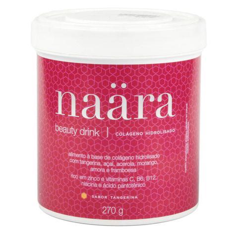 Imagem de Bebida da Beleza à Base de Colágeno Hidrolisado - Sabor Tangerina - Naara