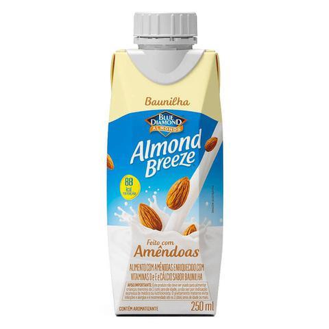 Imagem de Bebida de Amêndoas Almond Breeze Baunilha 250ml
