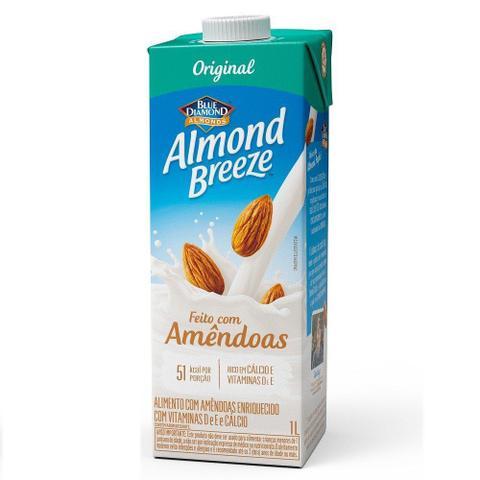Imagem de Bebida de Amêndoas Natural Almond Breeze 1L