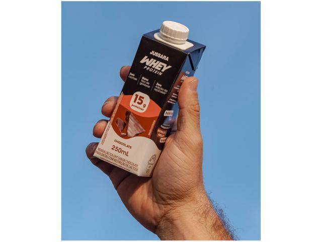 Imagem de Bebida Láctea Jussara Whey Protein Chocolate