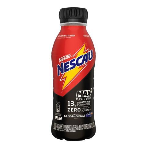Imagem de Bebida Láctea Nescau Protein Chocolate 270ml