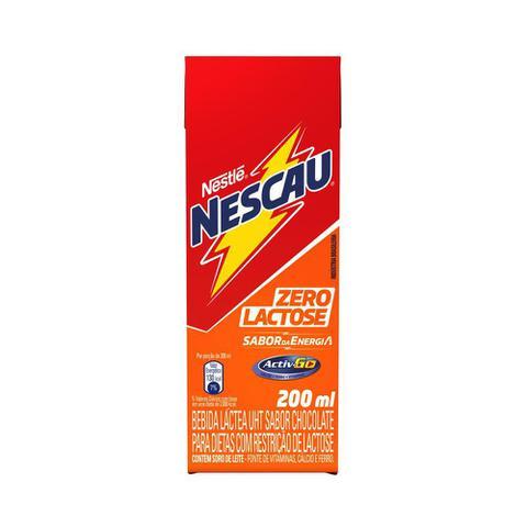 Imagem de Bebida Láctea Nescau Zero Lactose