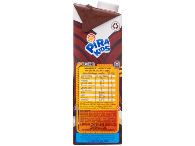 Imagem de Bebida Láctea Piracanjuba Pirakids Chocolate 1L