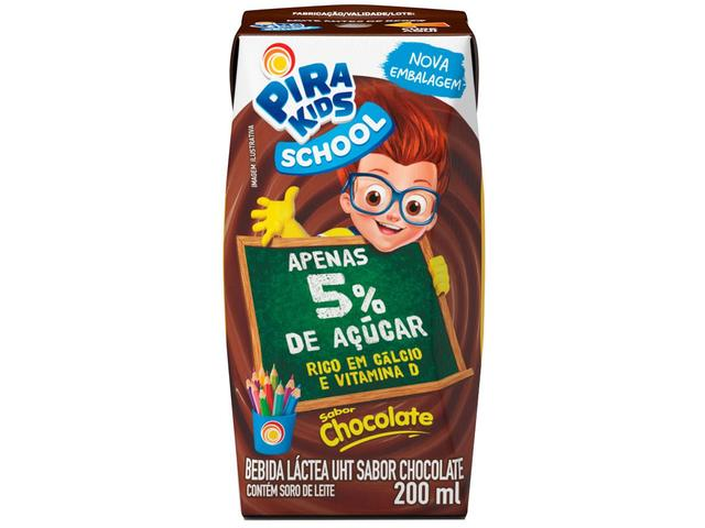 Imagem de Bebida Láctea Piracanjuba Pirakids School