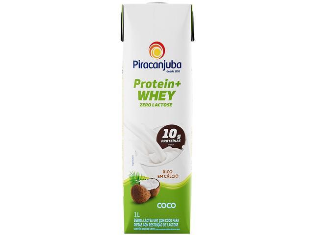 Imagem de Bebida Láctea Piracanjuba Protein + Whey