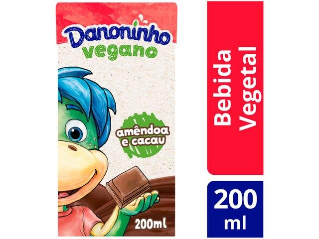 Imagem de Bebida Vegetal À Base de Amêndoa Danoninho