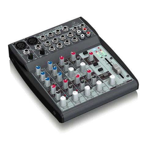 Imagem de Behringer XENYX 1002  Mixer 10 Canais (110V)